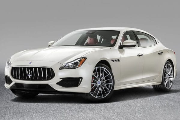 maserati quattroporte car model