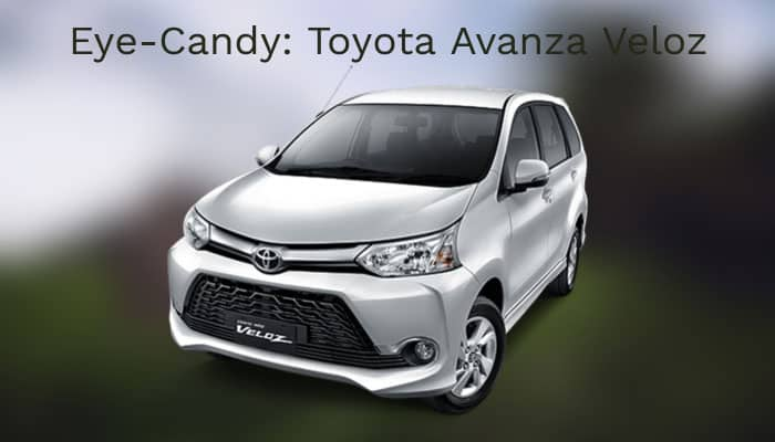 Toyota Avanza Veloz Car Model Review