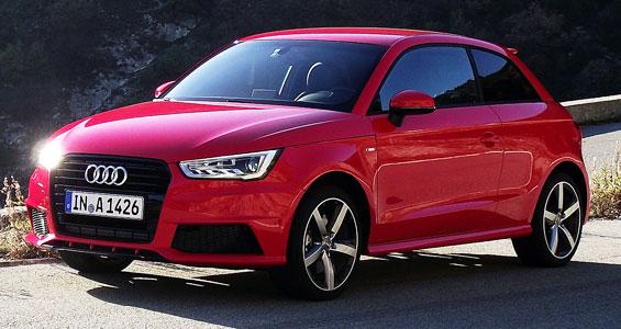 Audi A1 Car Model