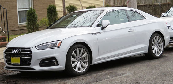 Audi A5 Car Model