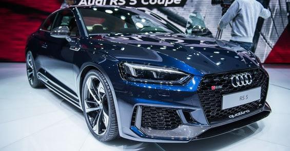 Audi RS5 Car model