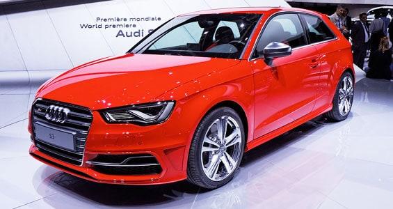 Audi S3 Car Model