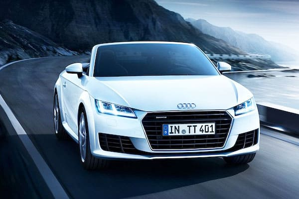 Audi TT Coupe Car Model Review
