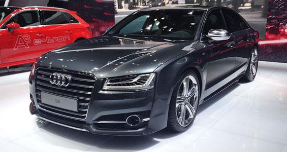 Audi S8 Car model