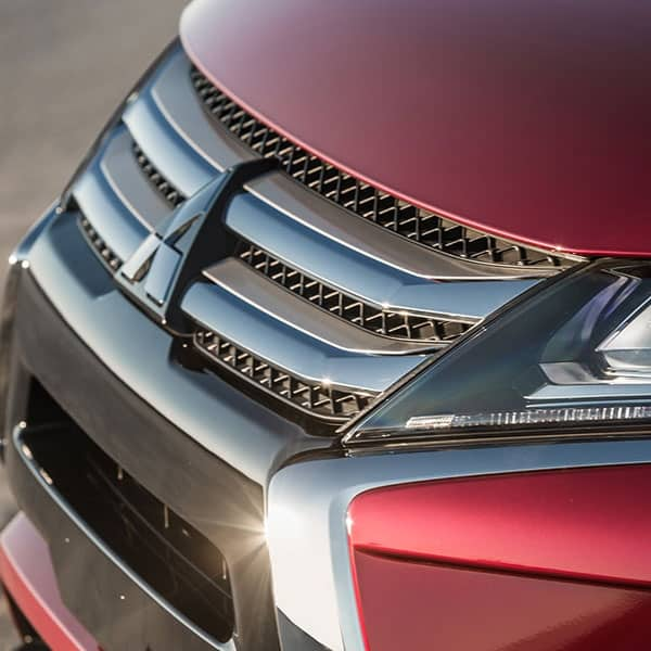 Mitsubishi Eclipse Cross Grille Design