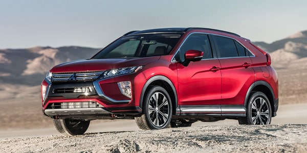 Mitsubishi Eclipse Cross full view