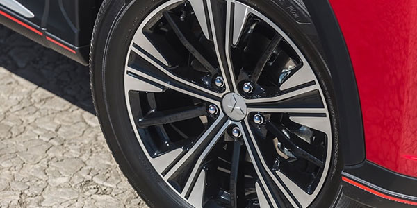 Mitsubishi Eclipse Cross wheel