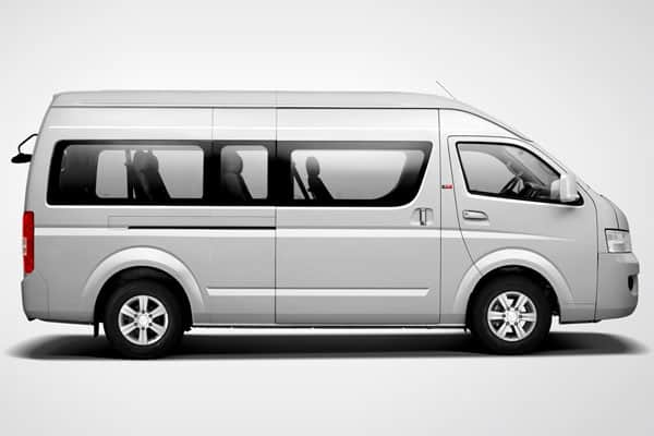 foton view traveller side view