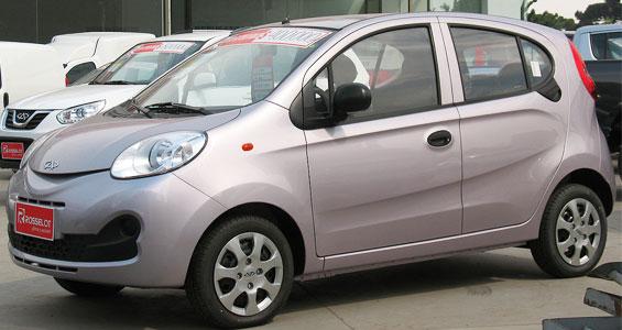 Chery QQ Car Model