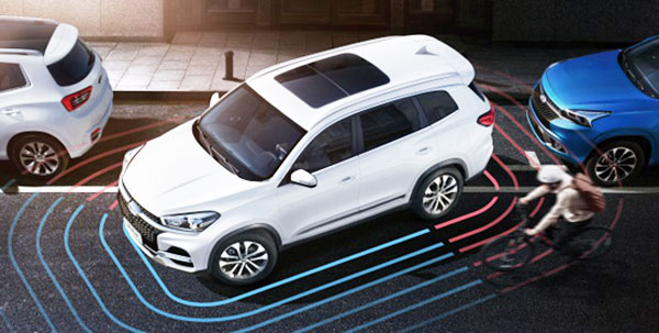 Chery Tiggo8 technology-focused integrations