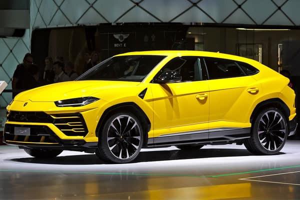 Lamborghini Urus Car Model