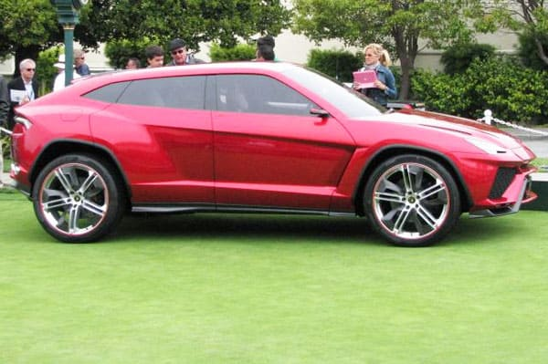 The Lambo Urus is Real