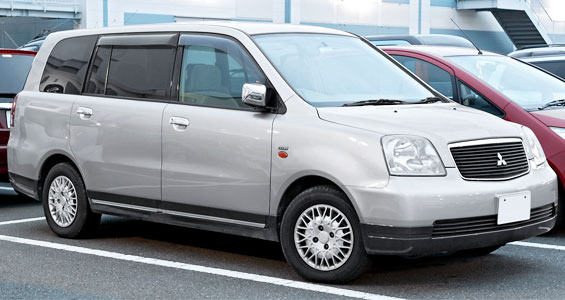 Mitsubishi Dion Car Model