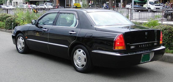 Mitsubishi Proudia