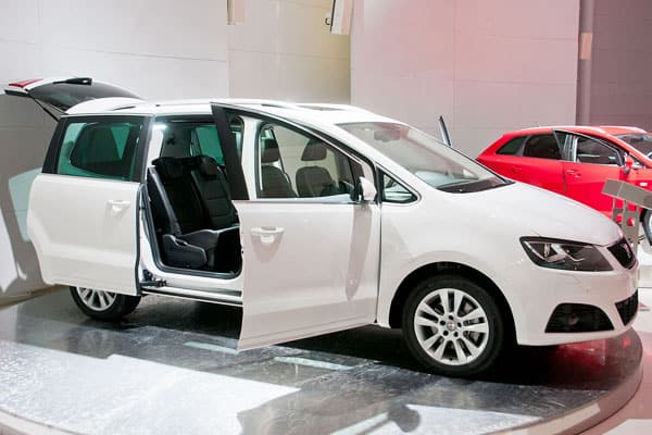 SEAT Alhambra Car Model Detailed Review