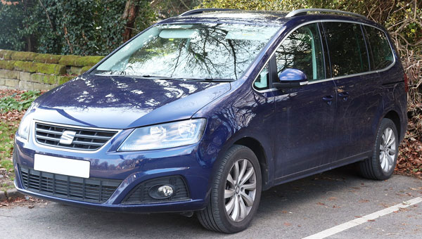 SEAT Alhambra Car Model Review