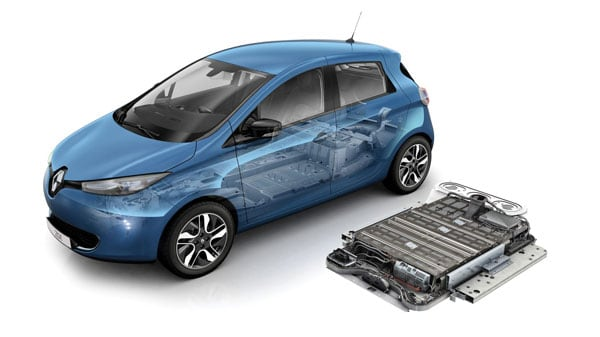 Pocket Power: the Amazing Renault Zoe Battery