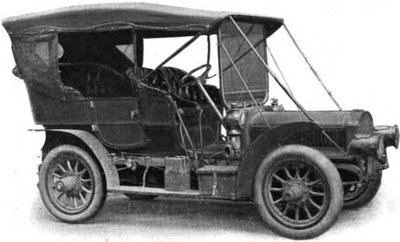 Cadillac Model D