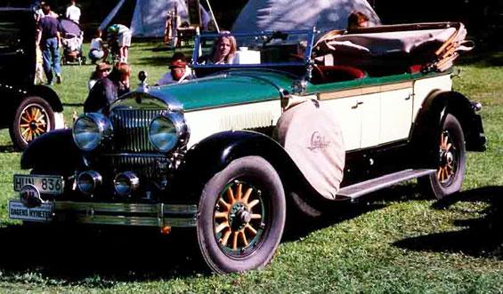 Cadillac Series 314