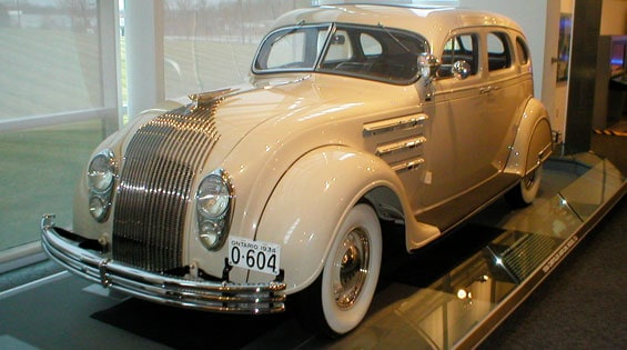 Chrysler Airflow Car Model