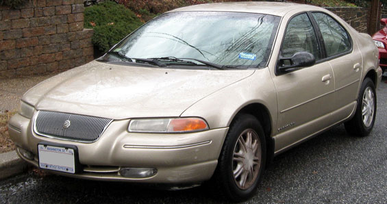 Chrysler Cirrus Car Model