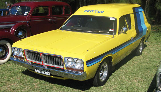 Chrysler Drifter Car Model