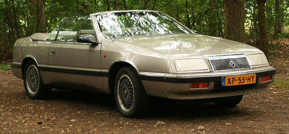 Chrysler LeBaron Car Model