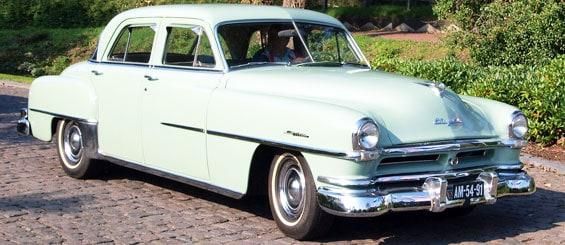 Chrysler Windsor Car Model