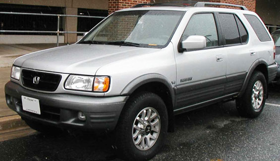 Honda Passport