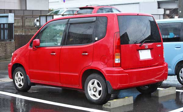 Honda capa car model