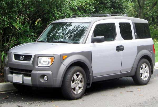honda element car model