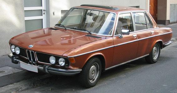 BMW New Six