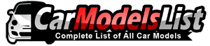 Car Models List Official Logo of the Company
