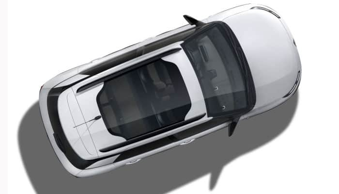 Citroen C4 Cactus Car Model panaramic sunproof