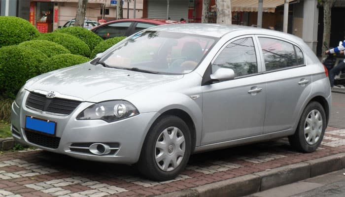 Brilliance FRV Ca Model