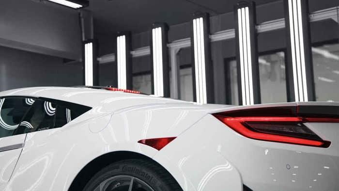 Honda NSX Body Style