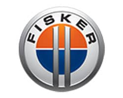 Fisker automotive official logo of the company