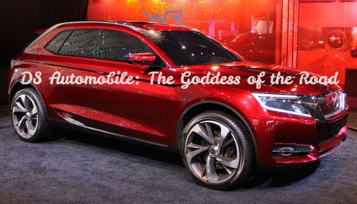 ds automobile car models