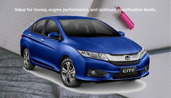 value for-money, engine-performance, and optimum specification levels