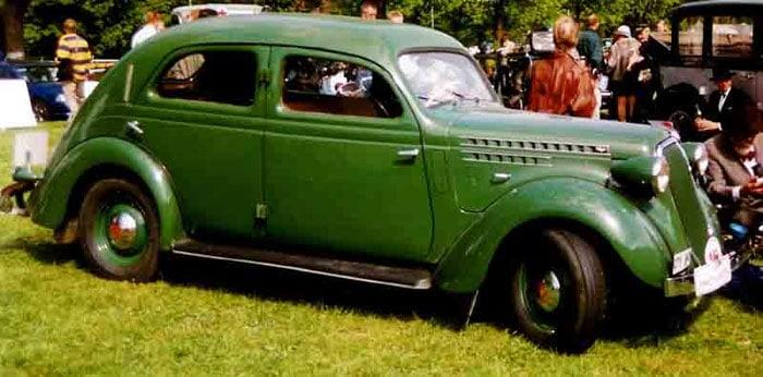 Volvo PV51-57