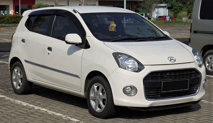 Complete List Of All Daihatsu