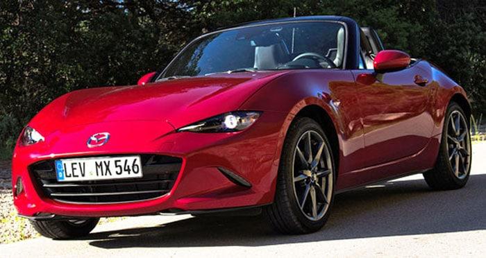 Mazda MX-5 car model