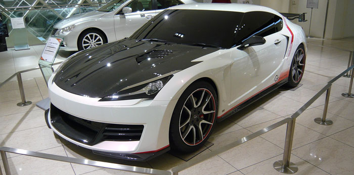Toyota FT-86 G Sports Concept