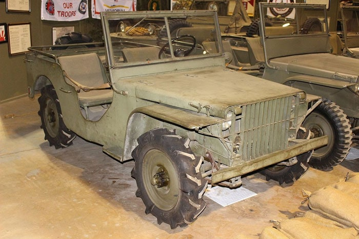Ford Pygmy Jeep