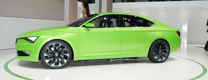 Škoda VisionC