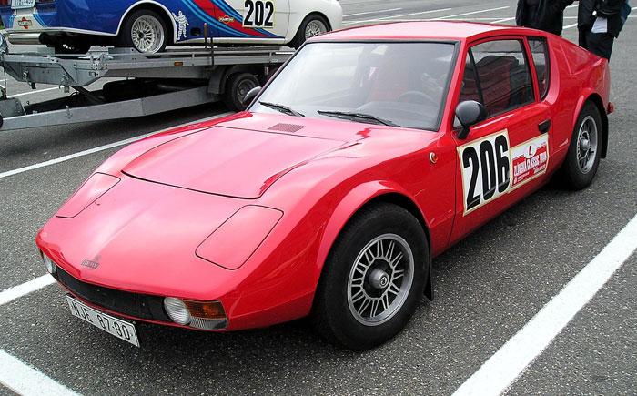 Škoda 1100 GT