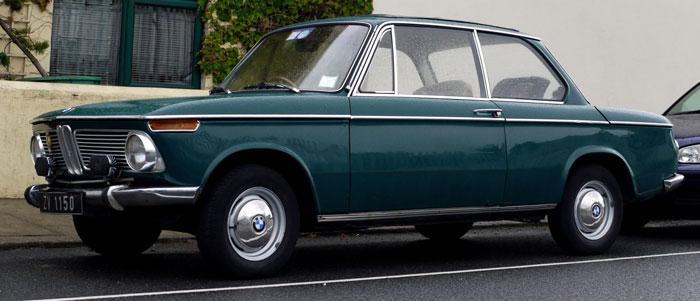 BMW 02 Series