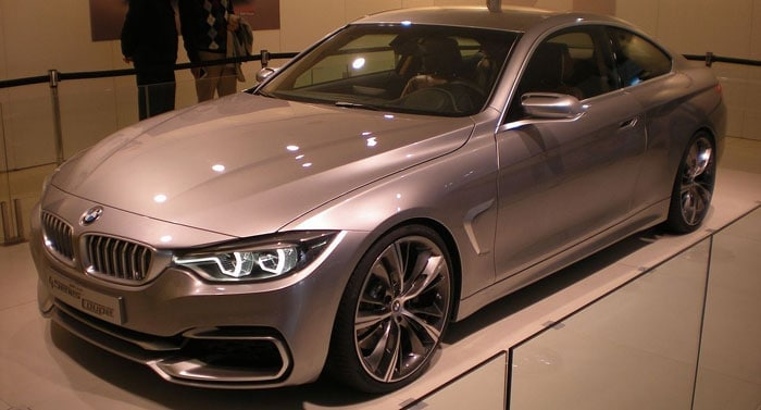BMW 4Series Coupe