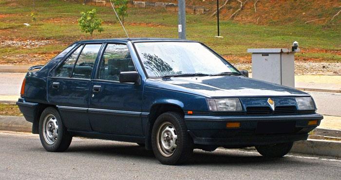 Proton Saga Aeroback