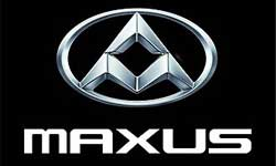 maxus official logo of the company